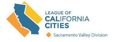 League of California Cities. Sacramento Valley Division.